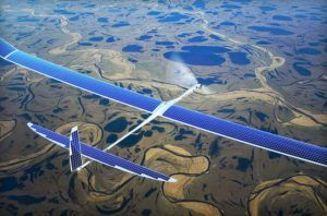 google-skybender-internet-5G-drona-foto-google-titan-