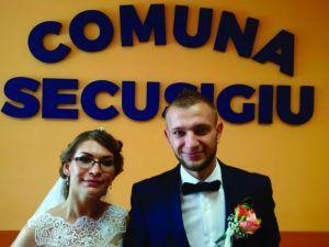Komlosi Claudiu-Delian și Dobândă Diana-Roxana